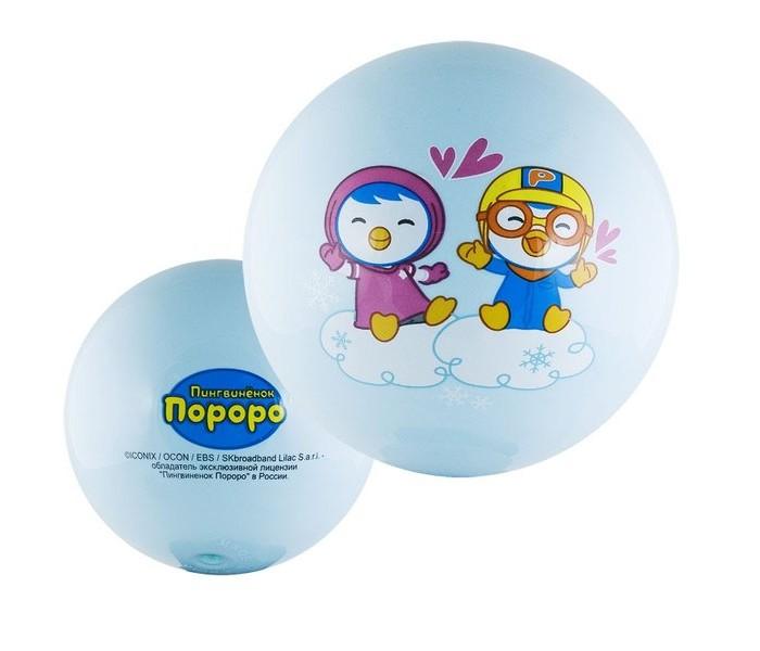 Мячи Innovative Мяч Пингвиненок Пороро 10.2см
