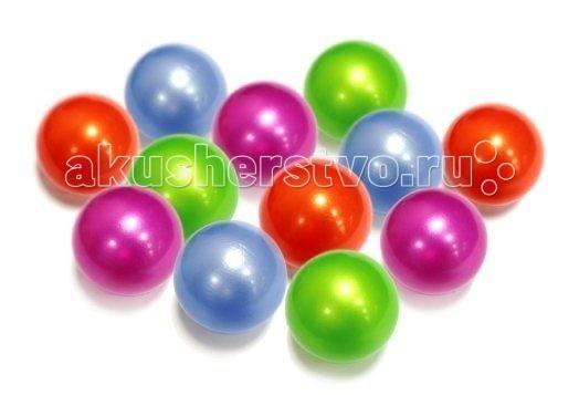 шары для сухого бассейна нордпласт 06418 Сухие бассейны Нордпласт Шары для сухого бассейна диаметр 8 см 40 шт