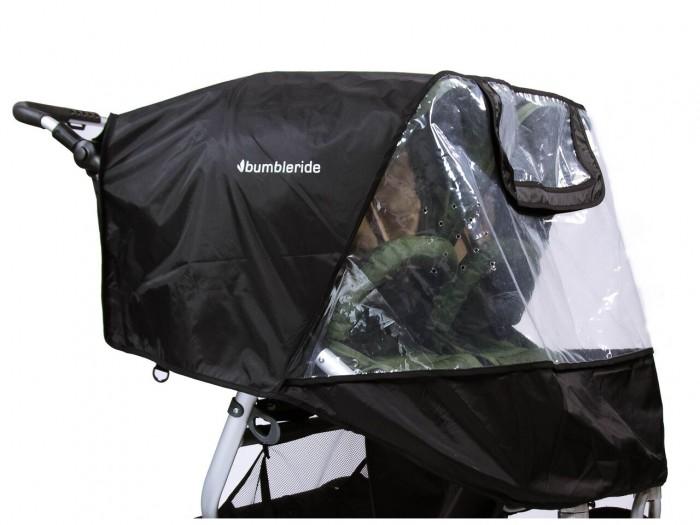 Дождевики на коляску Bumbleride для Indie Twin Rain Cover спальный блок bumbleride indie twin maritime blue