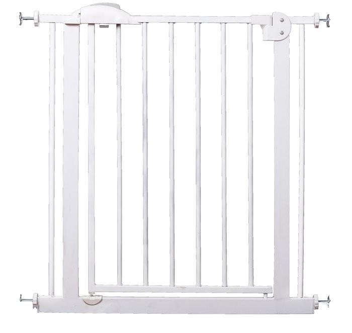 Безопасность ребенка , Барьеры и ворота Baby Safe Барьер-калитка для дверного проема 75-85 см XY-007 арт: 534511 -  Барьеры и ворота