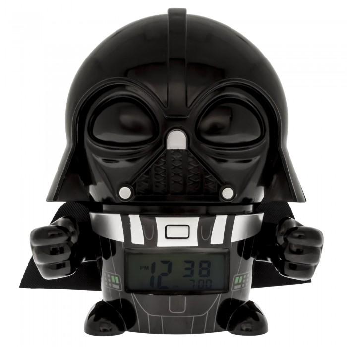 Часы Star Wars Будильник BulbBotz Darth Vader Дарт Вейдер 14 см