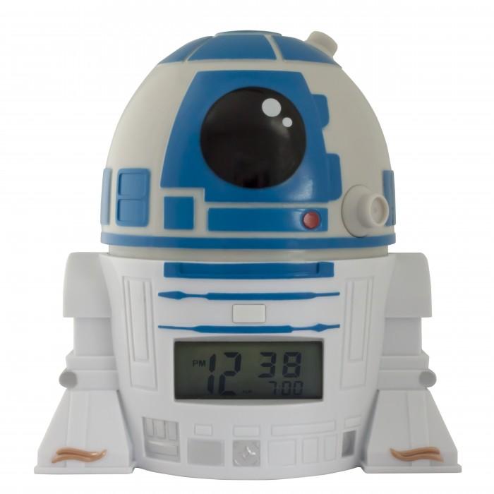 Часы Star Wars Будильник BulbBotz R2-D2 Артудиту 14 см
