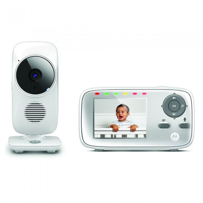 Безопасность ребенка , Видеоняни Motorola Видеоняня MBP483 арт: 535036 -  Видеоняни