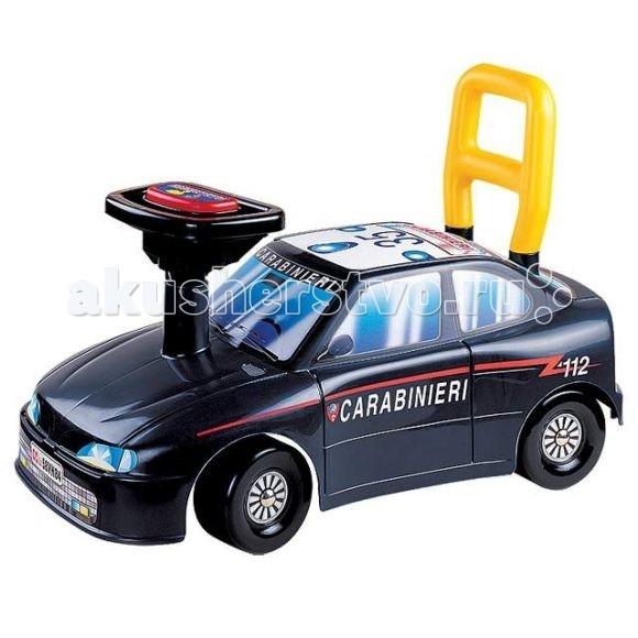 Детский транспорт , Каталки Нордпласт Авто Карабинеры арт: 53538 -  Каталки