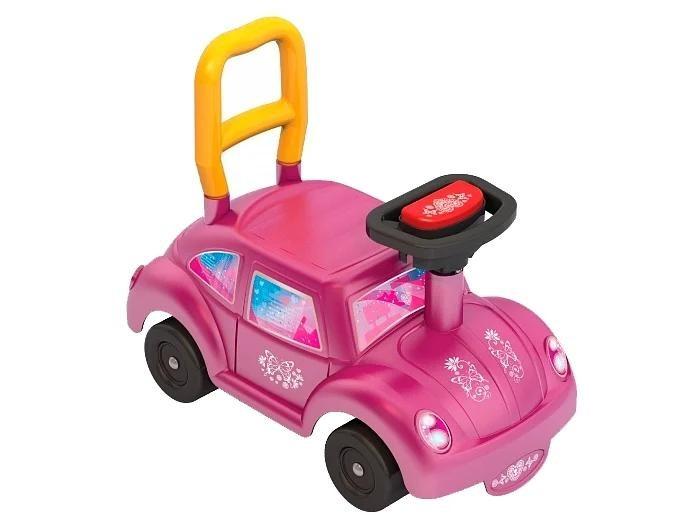 Детский транспорт , Каталки Нордпласт Go! Розовое чудо арт: 53539 -  Каталки
