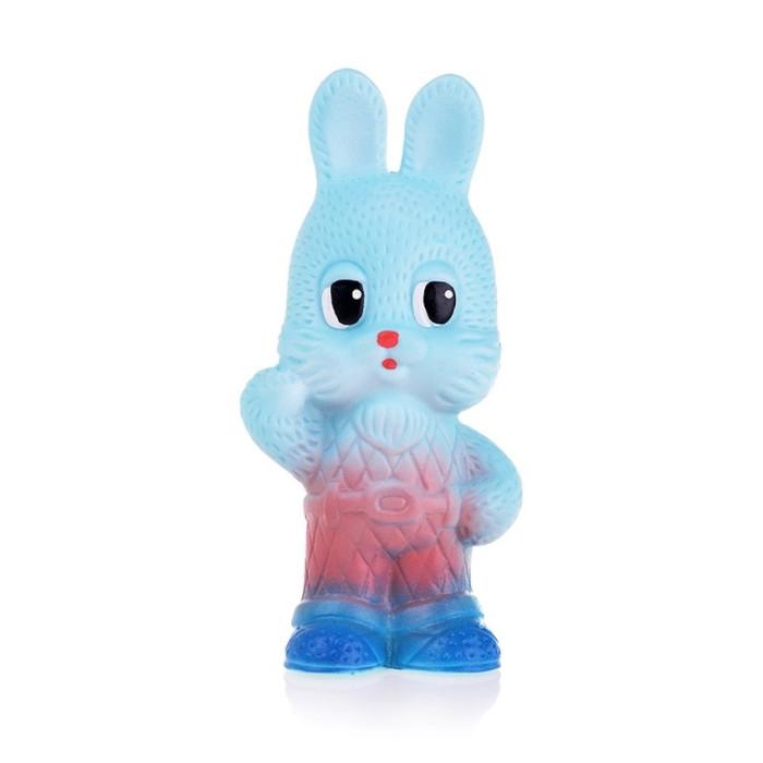 Игрушки для ванны Огонек Игрушка Заяц Степка игры на приставку заяц