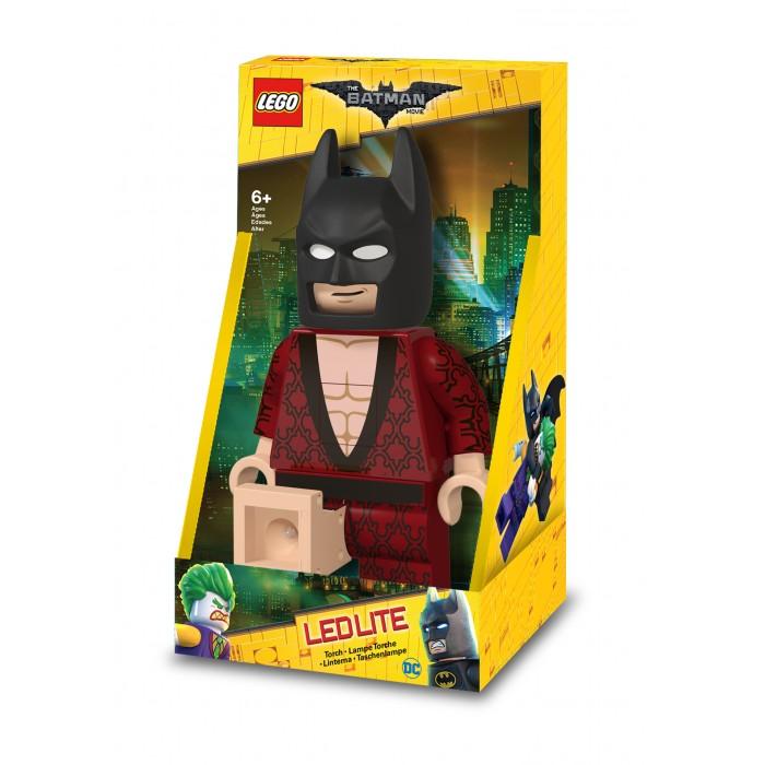 Детская мебель , Ночники Lego Batman Movie Минифигура-фонарь Kimono Batman арт: 535701 -  Ночники