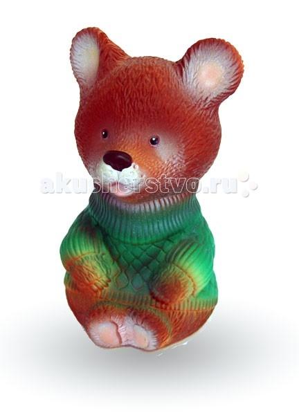 Игрушки для ванны Огонек Игрушка Медвежонок Медвежка elc фигурка медвежонок