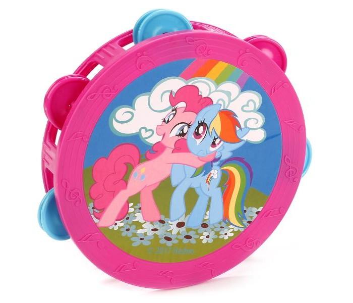 Музыкальные игрушки Играем вместе Бубен My Little Pony