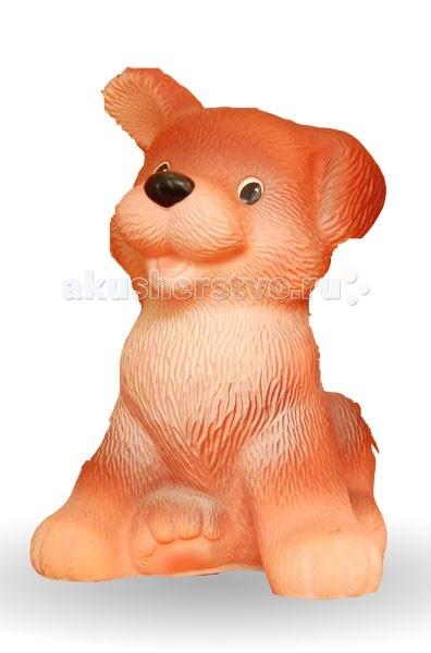 Игрушки для ванны Огонек Игрушка Щенок Гав трикси игрушка для собак щенок 8 см латекс цвет в ассортименте