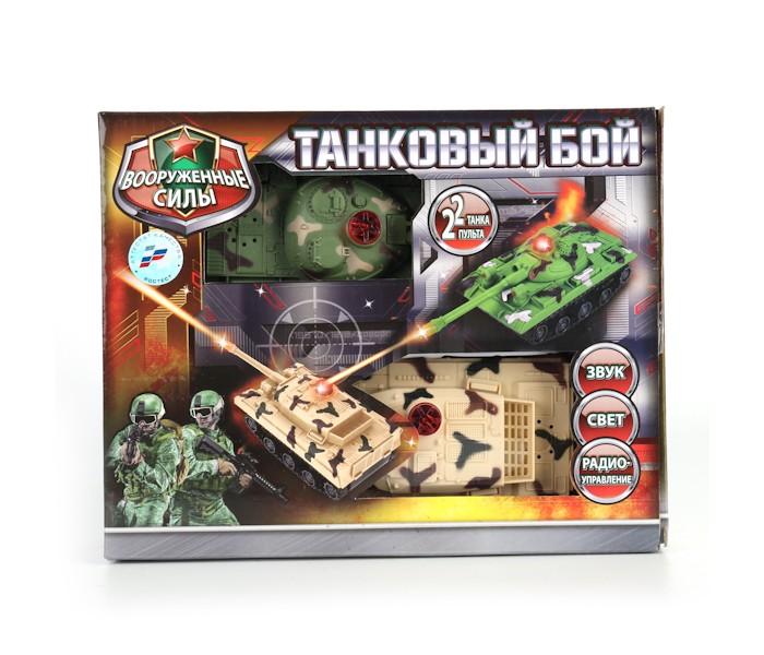 Машины Играем вместе Набор Танковый бой книги эксмо танковый таран машина пламенем объята