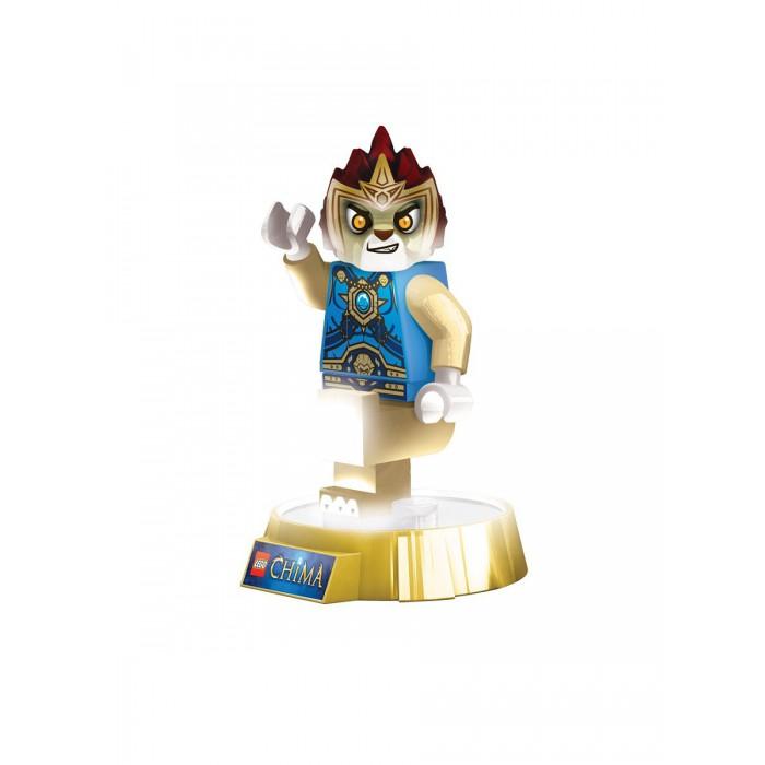 Детская мебель , Ночники Lego Legends of Chima Минифигура-фонарь Laval на подставке арт: 536066 -  Ночники