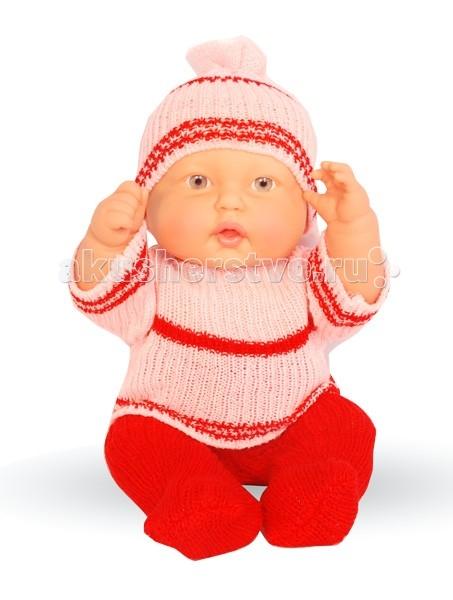 Куклы и одежда для кукол Огонек Пупс Оксанка 5 40 см куклы и одежда для кукол огонек пупс оксанка 5 40 см