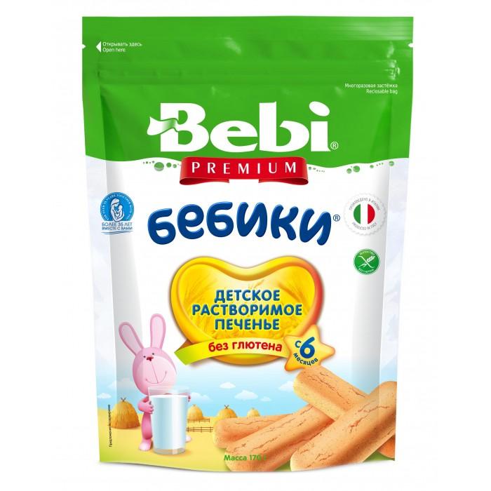 Купить Bebi Premium Печенье детское Бебики без глютена 170 г в интернет магазине. Цены, фото, описания, характеристики, отзывы, обзоры