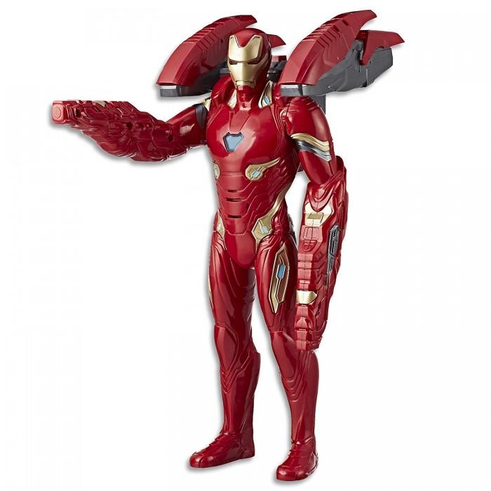 Игровые фигурки Avengers Movie Игровая фигурка Железный человек в усиленной броне