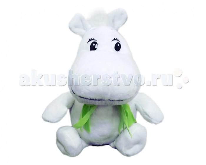 Фото - Мягкие игрушки Fancy Бегемот с зелёным бантиком мягкие игрушки fancy бегемот с зелёным бантиком