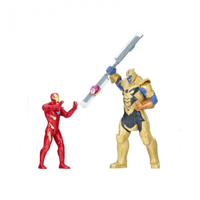 Игровые наборы Avengers Movie Набор Танос и Железный Человек, Игровые наборы - артикул:536716