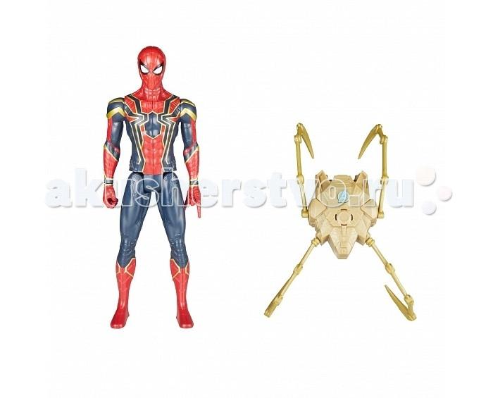 Игровые фигурки Avengers Movie Человек-паук Пауэр Пэк