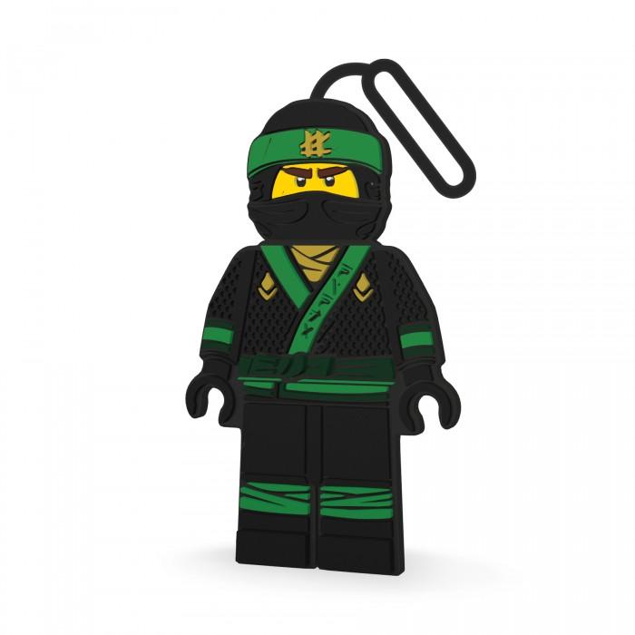 Детские чемоданы Lego Ninjago Movie Бирка для багажа Lloyd lego movie бирка для багажа lego star wars movie 2 дупло
