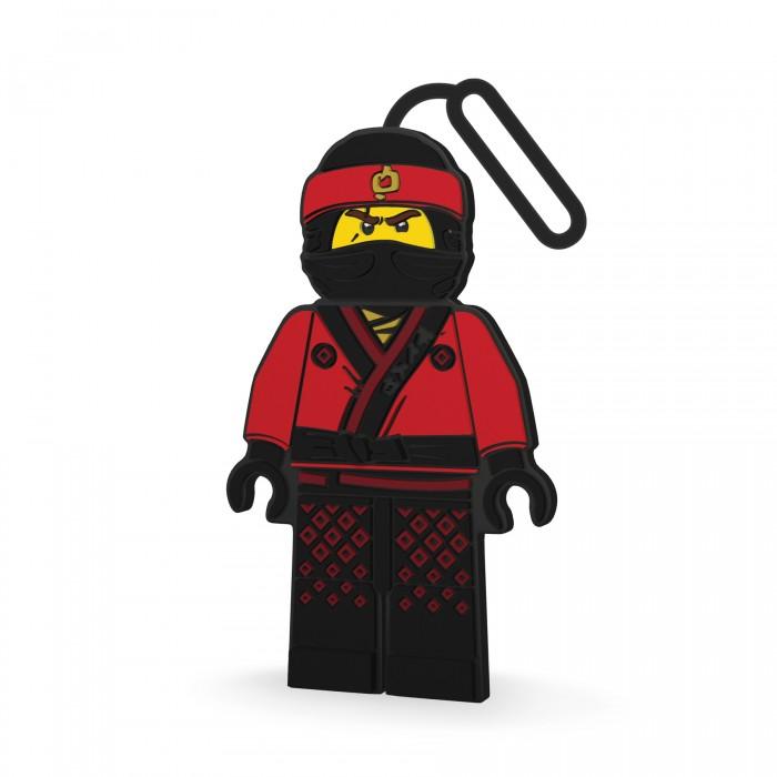 Детские чемоданы Lego Ninjago Movie Бирка для багажа Kai lego movie бирка для багажа lego star wars movie 2 дупло