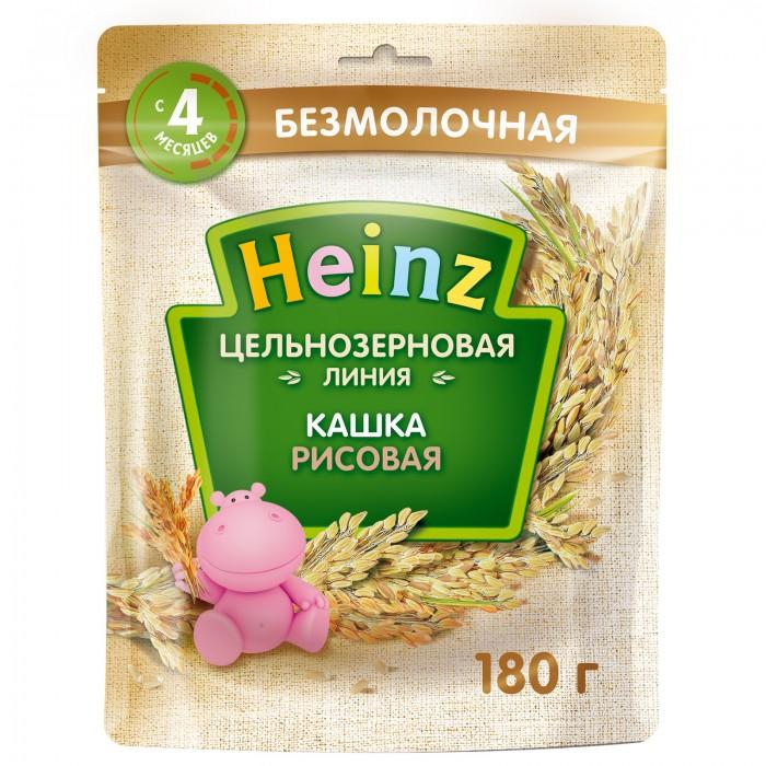 Купить Heinz Кашка цельнозерновая рисовая с 4 мес. (пауч) в интернет магазине. Цены, фото, описания, характеристики, отзывы, обзоры