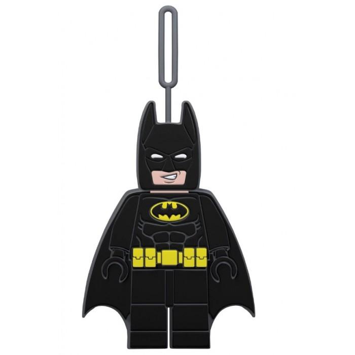 Детские чемоданы Lego Batman Movie Бирка для багажа Batman