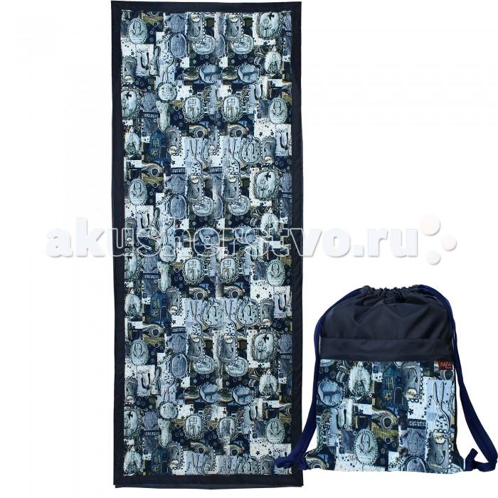 Сумки для мамы OnlyCute Рюкзак и коврик одноместный Сумашедсший джинс, Сумки для мамы - артикул:537186
