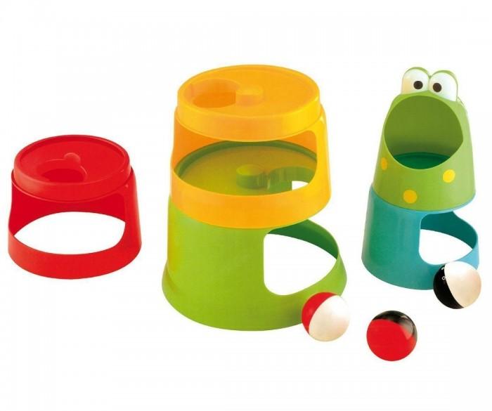 Развивающая игрушка Gowi Ведерко-пирамидка 8 предметов