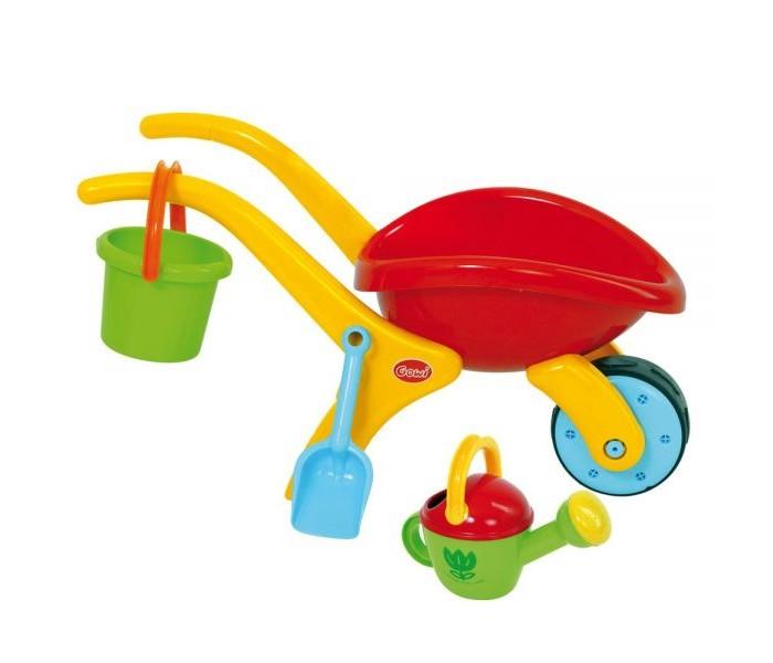 Летние товары , Игрушки в песочницу Gowi Набор игры с песком и водой 3 предмета арт: 538031 -  Игрушки в песочницу