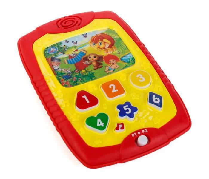 Электронные игрушки Умка Обучающий планшет B1237444-R2 планшет азбукварик планшет мультяшки повторяшки 4680019280158