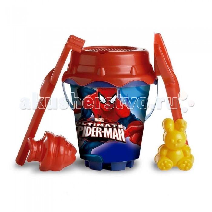 Игрушки в песочницу Unice Песочный набор Spiderman