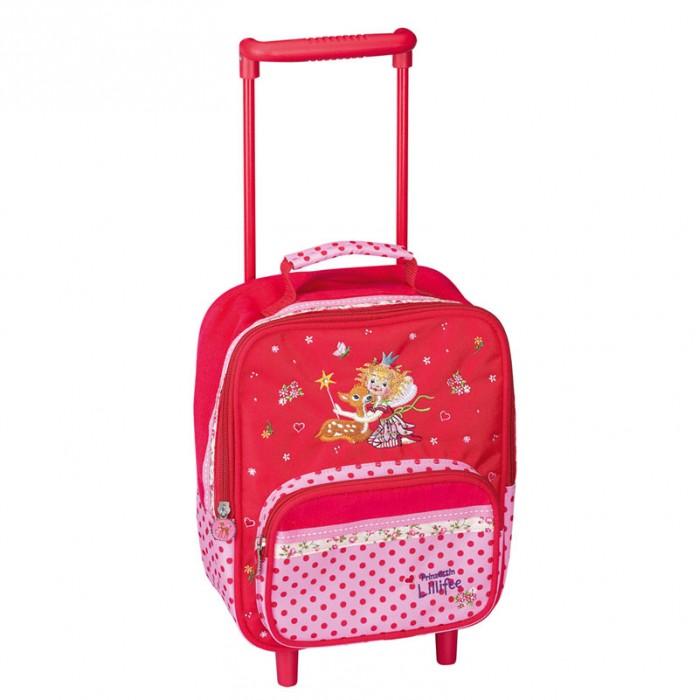 Купить Детские чемоданы, Spiegelburg Мини-чемодан Prinzessin Lillifee 30394