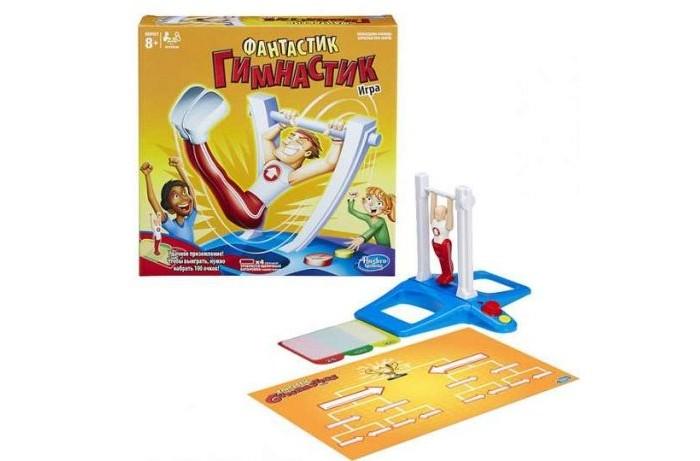 Настольные игры Hasbro Games Игра настольная Фантастик-Гимнастик настольная игра фантастик гимнастик