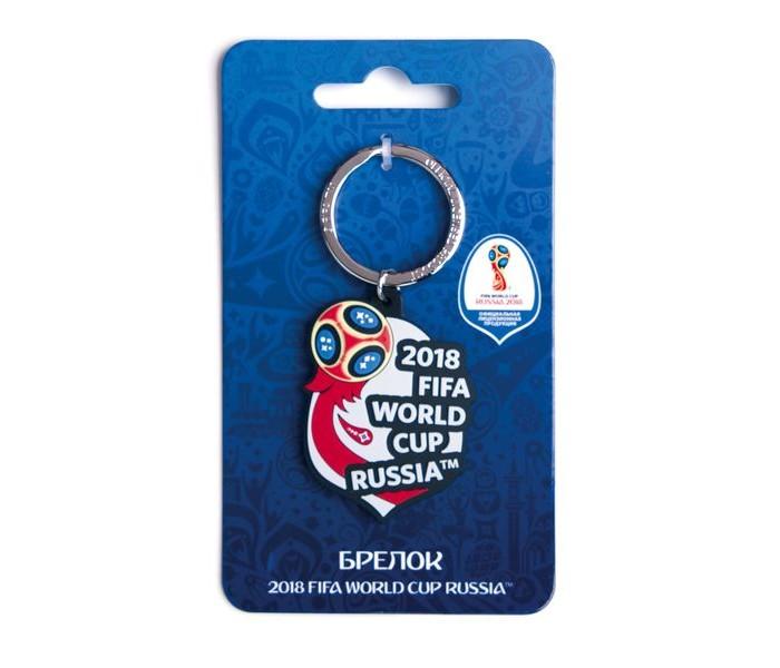 Сувениры к ЧМ по футболу 2018 FIFA World Cup Russia Брелок Летящий мяч сувениры
