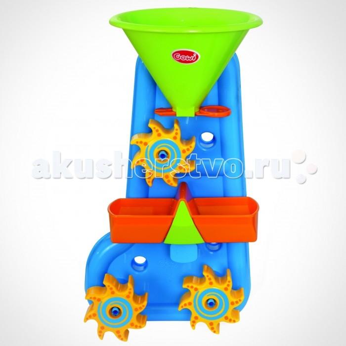 Летние товары , Игрушки в песочницу Gowi Мельница для воды большая арт: 538971 -  Игрушки в песочницу