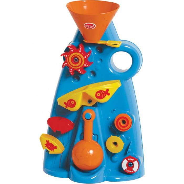 Летние товары , Игрушки в песочницу Gowi Мельница для песка и воды арт: 538976 -  Игрушки в песочницу