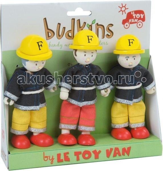 LeToyVan Набор Пожарные