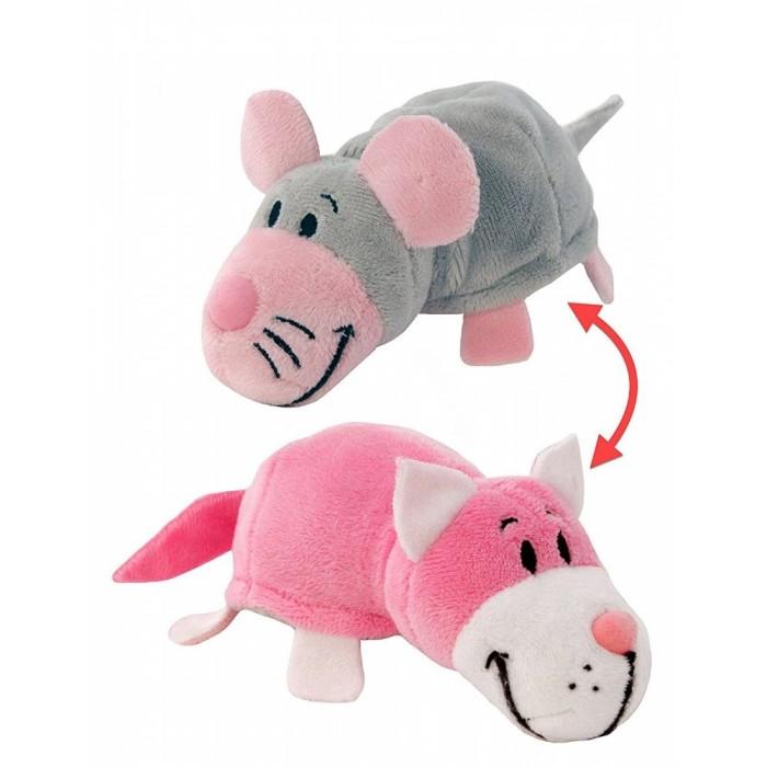 Купить 1 Toy Вывернушка Розовый кот-Мышка 2 в 1 35 см в интернет магазине. Цены, фото, описания, характеристики, отзывы, обзоры