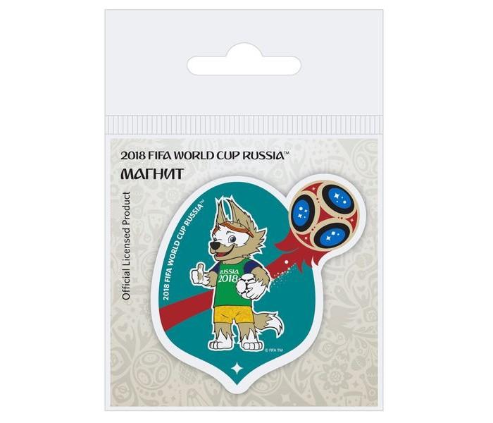 Сувениры к ЧМ по футболу 2018 FIFA World Cup Russia Магнит Забивака Бразилия