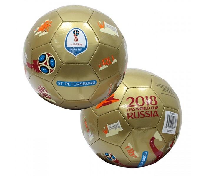 Сувениры к ЧМ по футболу 2018 FIFA World Cup Russia Футбольный мяч St. Petersburg 23 см