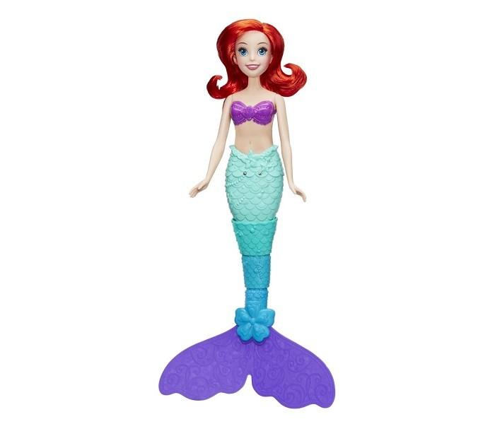 Куклы и одежда для кукол Disney Princess Ариэль Кукла плавающая disney кукла ариэль disney princess