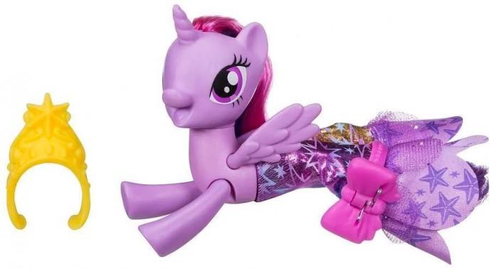 Фото - Игровые фигурки Май Литл Пони (My Little Pony) Movie Мерцание Пони в волшебных платьях набор наклеек panini my little pony movie мой маленький пони в кино 1 пакет с 5 наклейками