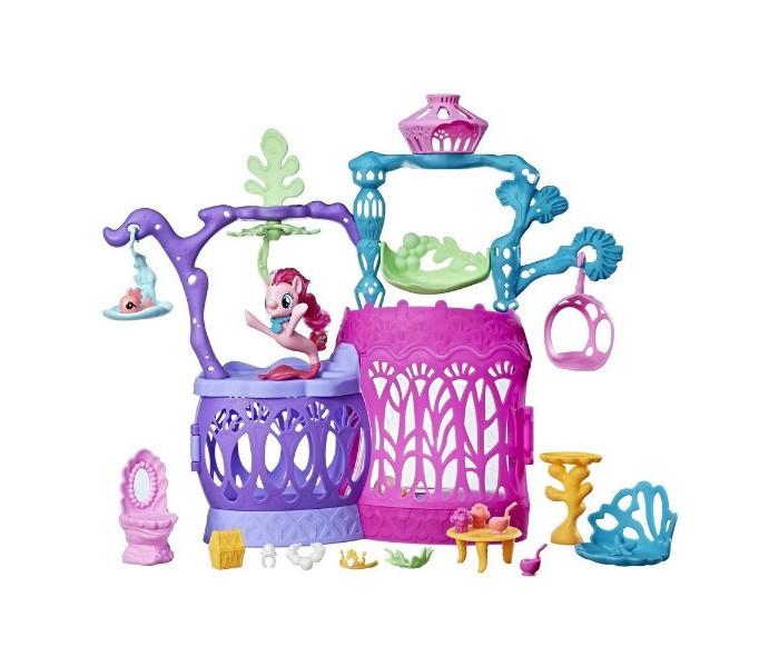 Игровые наборы Май Литл Пони (My Little Pony) Movie Мерцание Пони замок Сиквестрии, Игровые наборы - артикул:540051