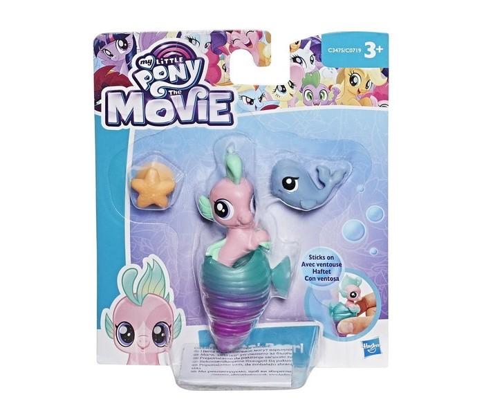 Фото - Игровые фигурки Май Литл Пони (My Little Pony) Movie Мерцание Пони малыши-гипогрифы набор наклеек panini my little pony movie мой маленький пони в кино 1 пакет с 5 наклейками