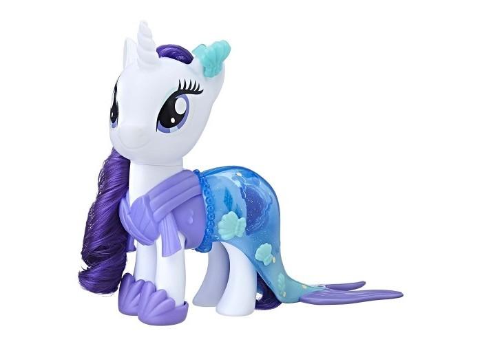 Игровые фигурки Май Литл Пони (My Little Pony) Movie Мерцание Пони с двумя нарядами пони модница рарити