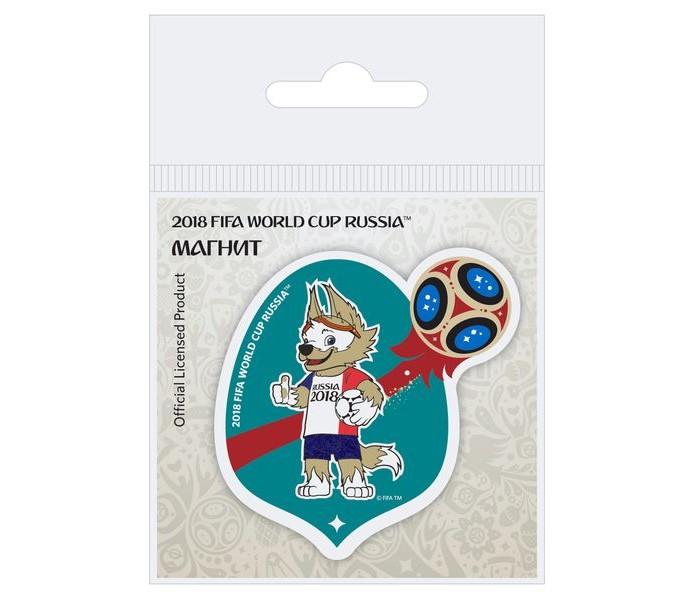 Сувениры к ЧМ по футболу 2018 FIFA World Cup Russia Магнит Забивака Франция