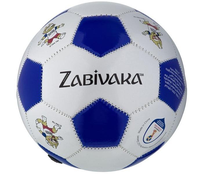 Сувениры к ЧМ по футболу 2018 FIFA World Cup Russia Мяч сувенирный Забивака 12 см