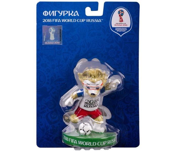 Купить 2018 FIFA World Cup Russia Фигурка Забивака Удар 8.5 см в интернет магазине. Цены, фото, описания, характеристики, отзывы, обзоры