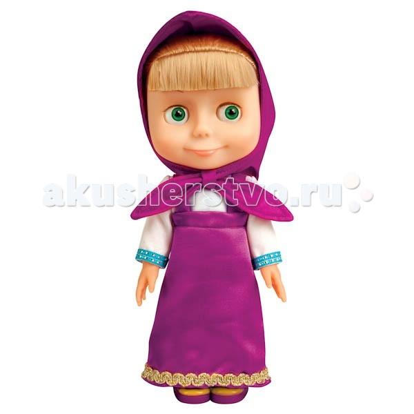 Куклы и одежда для кукол Карапуз Кукла Маша