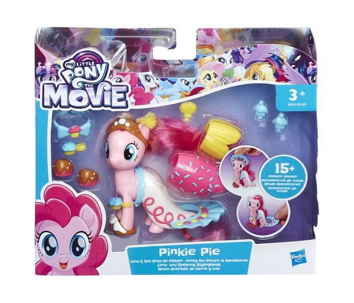 Игровые фигурки Май Литл Пони (My Little Pony) Movie Пони с волшебными нарядами